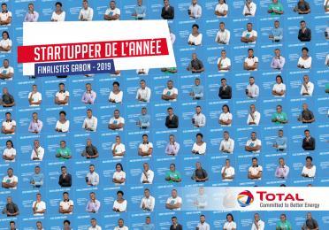 Startupper 2019 finalistes